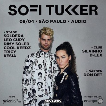Sofi Tukker anuncia única apresentação no Brasil