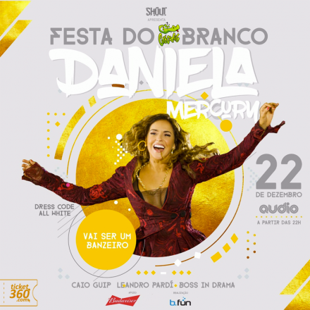 Daniela Mercury puxa o Bloco Crocodilo na Audio Club