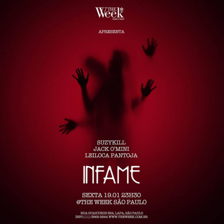 Festa Infame anuncia primeira edição em São Paulo