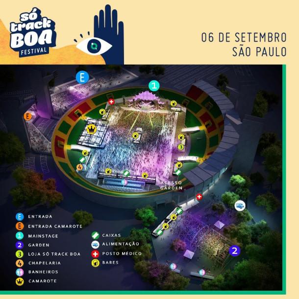 Só Track Boa Festival 2018