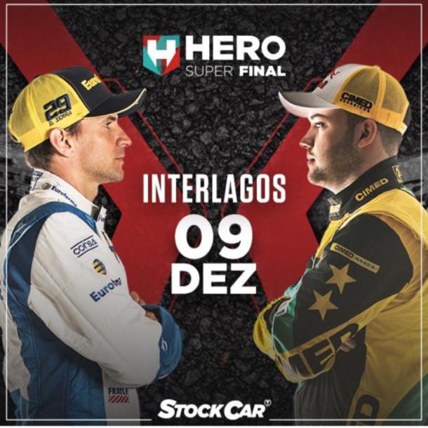 Stock Car 2018: Interlagos recebe Hero Super Final com emocionante briga pelo título