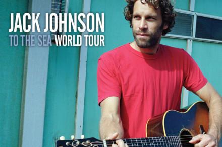 Jack Johnson no Brasil – Tour 2011