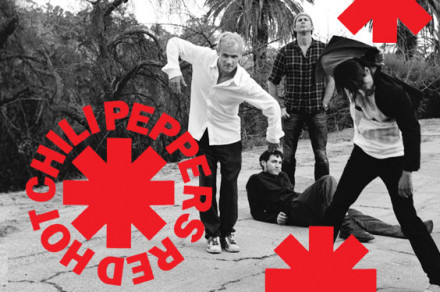 Red Hot Chili Peppers no Brasil – Tour 2011
