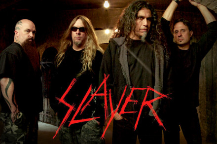 Slayer – World Painted Blood Tour 2011