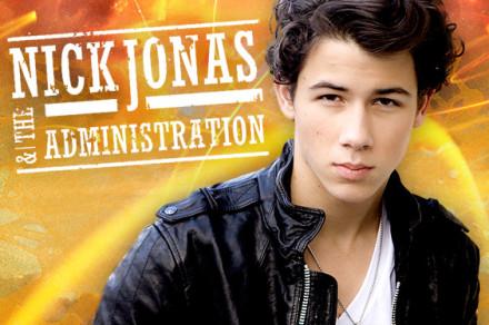 Nick Jonas & The Adminstration 2011