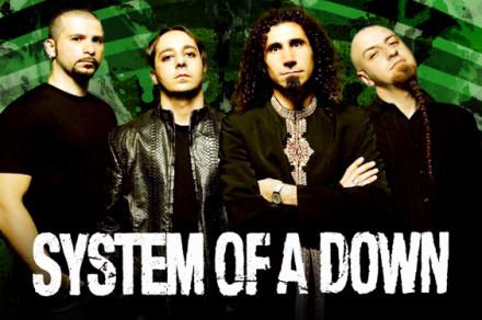 System of a Down em São Paulo – Tour 2011